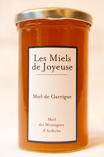 Garrigue honey, 350g jar